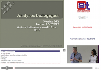 Analyses biologiques